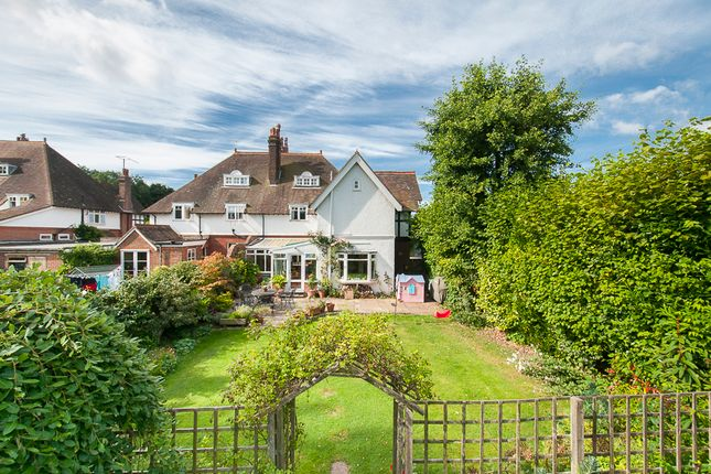 Thumbnail Semi-detached house for sale in Burleigh Road, Charing