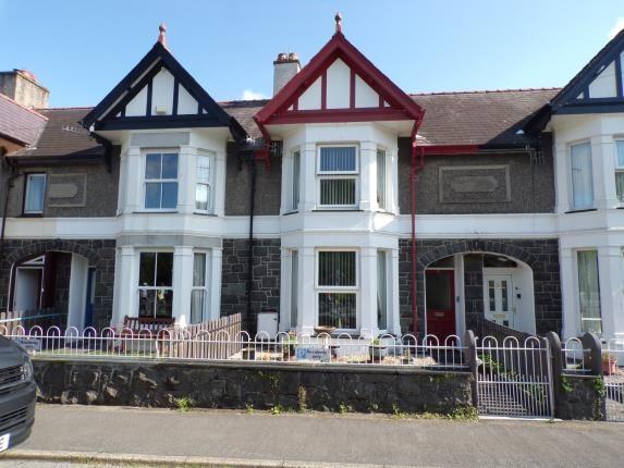 Thumbnail Terraced house for sale in York Terrace, Llanberis, Caernarfon, Gwynedd