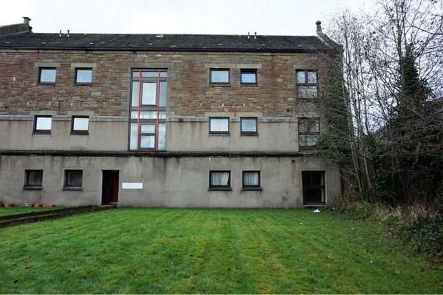 Front View of Caledonian Court, Eastwell Road, Lochee, Dundee DD2