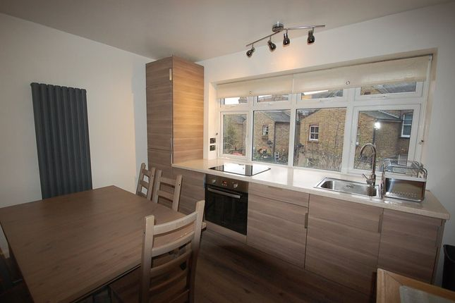 Thumbnail Flat to rent in Westbeech Road, London