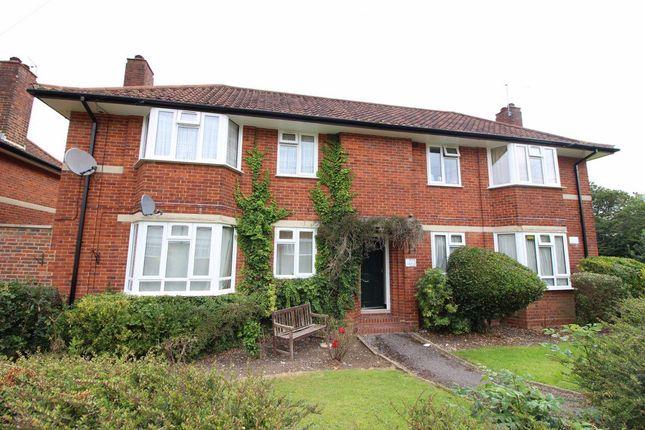 Thumbnail Flat to rent in Langmead Drive, Bushey Heath, Bushey