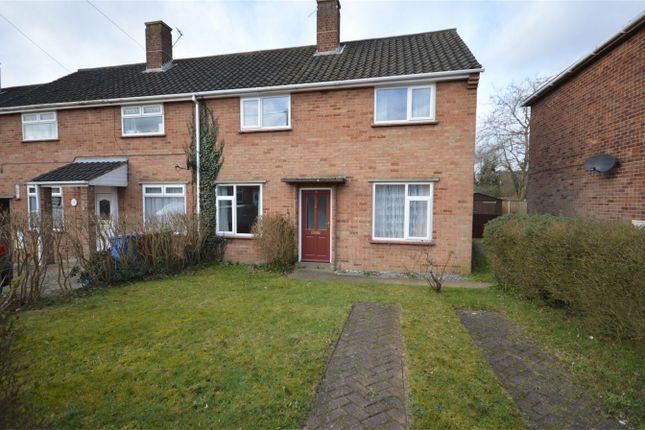 Thumbnail Semi-detached house for sale in Peterkin Road, Norwich