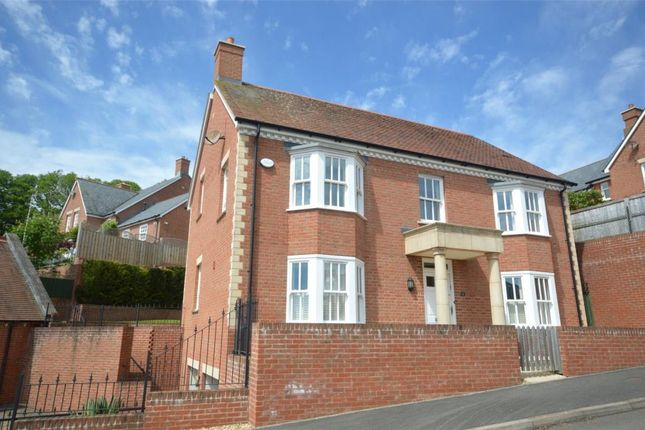 Thumbnail Detached house for sale in West Park Road, Sidmouth, Devon