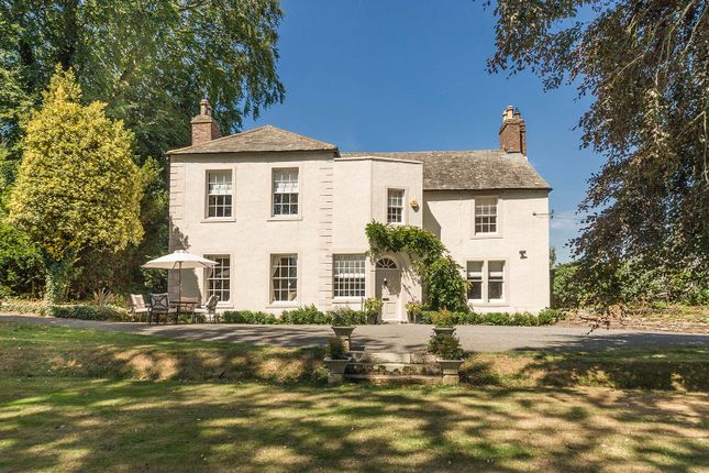 Thumbnail Country house for sale in The Old Vicarage, Church Lane, Thursby, Cumbria