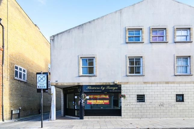 Thumbnail Retail premises for sale in 168, Deptford High Street, London