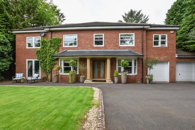 Thumbnail Detached house for sale in Runnymede Road, Darras Hall, Ponteland, Northumberland