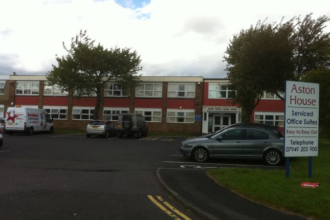 Thumbnail Office to let in Aston House, Redburn Road, Westerhope, Newcastle Upon Tyne