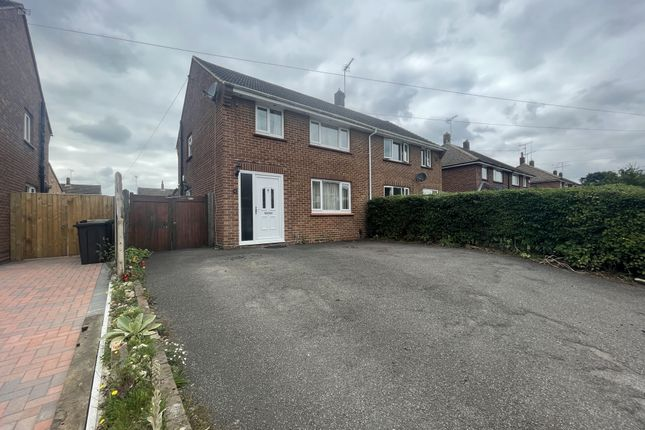 Thumbnail Semi-detached house to rent in Star Post Road, Camberley, Surrey
