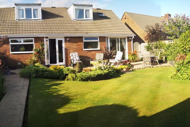 Garden of Eastmoor Road, Brimington, Chesterfield S43