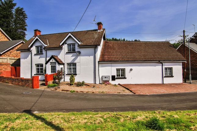 Thumbnail Detached house for sale in Blacksmiths Way, Coedkernew, Newport