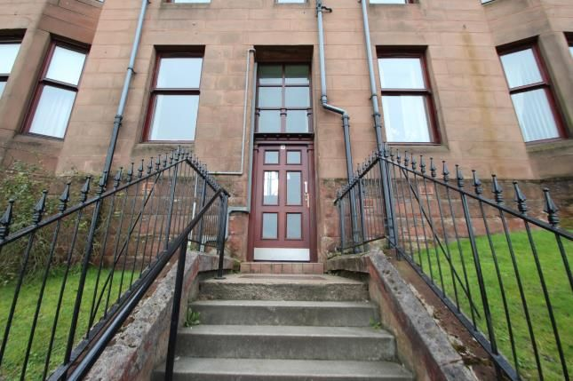 Entrance of Belville Street, Greenock PA15
