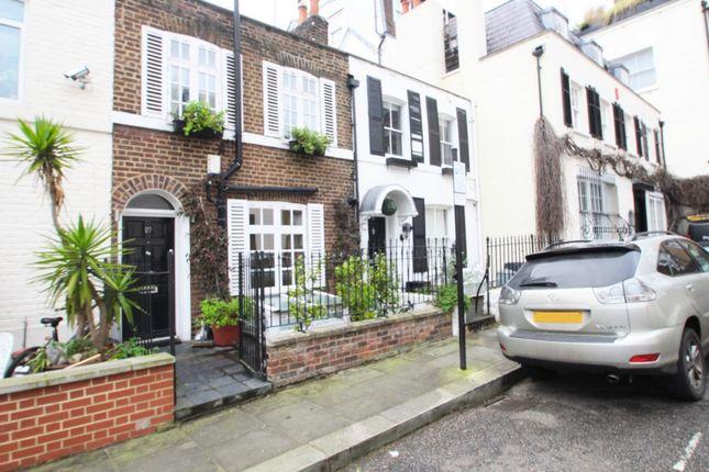Thumbnail Terraced house for sale in Rutland Street, Knightsbridge