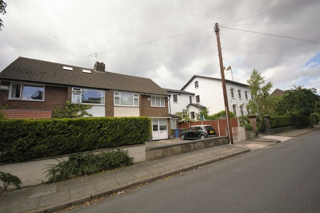 Thumbnail Semi-detached house for sale in Mayfield Road, Liverpool