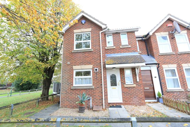 Thumbnail End terrace house to rent in Darenth Park Avenue, Dartford