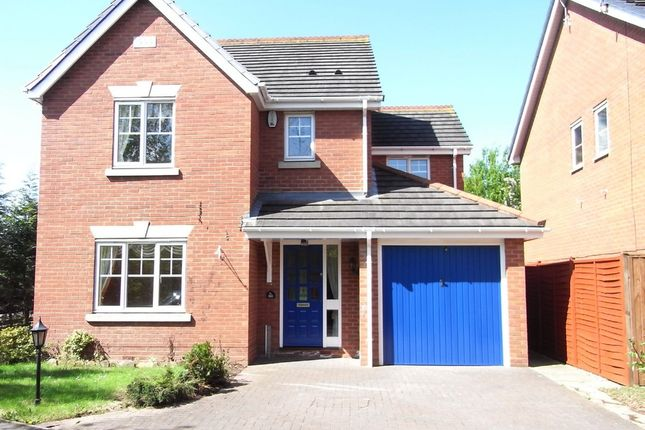 Thumbnail Detached house to rent in Rowntree Gardens, Worcester