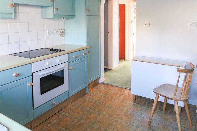 Thumbnail Detached bungalow for sale in Devon Close, Kidderminster