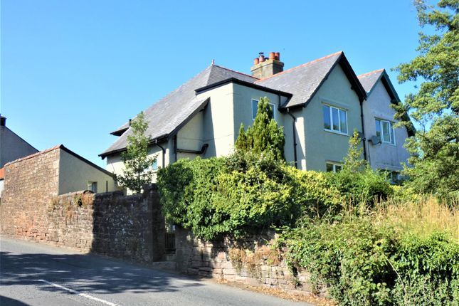 Thumbnail Semi-detached house for sale in Station Road, Aspatria, Wigton