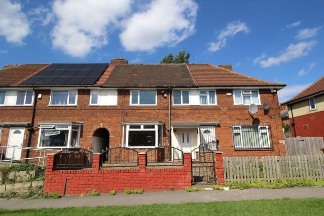 Thumbnail Terraced house for sale in Brooklands Avenue, Seacroft, Leeds