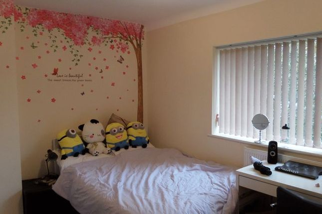 Thumbnail Terraced house to rent in Western Boulevard, Nottingham