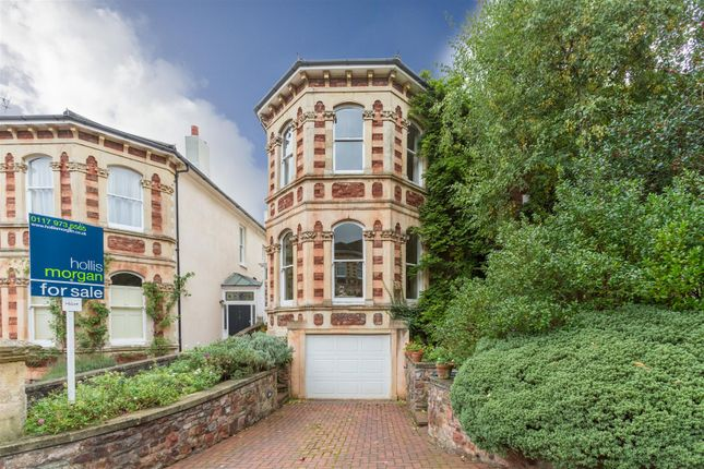 Thumbnail Semi-detached house for sale in Leigh Road, Clifton, Bristol