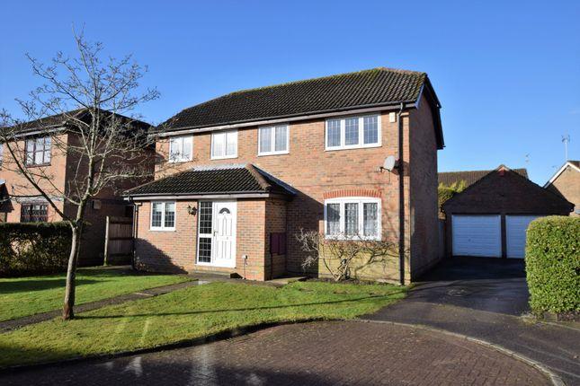 Thumbnail Detached house for sale in Tweedsmuir Close, Farnborough