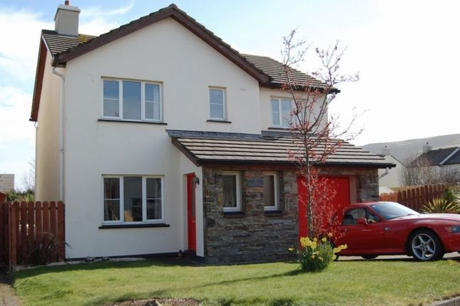Thumbnail Detached house to rent in Glebe Aalin, Station Road, Ballaugh, Isle Of Man