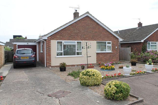 Thumbnail Detached bungalow to rent in Pearmain Road, Roydon, Diss