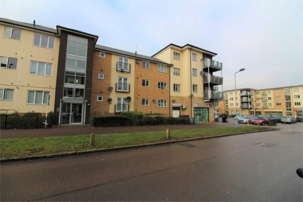 Thumbnail Flat to rent in Broughton, Milton Keynes