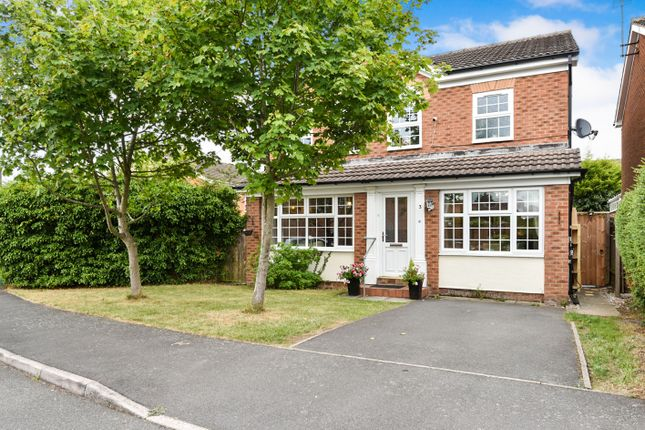 Thumbnail Detached house for sale in Royston Drive, Belper