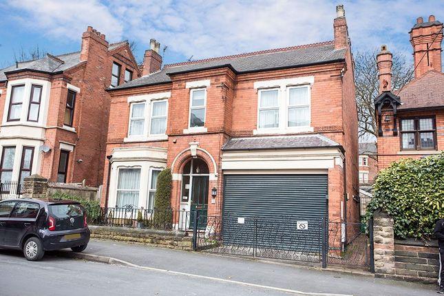 Thumbnail Detached house for sale in Berridge Road, Forest Fields, Nottingham