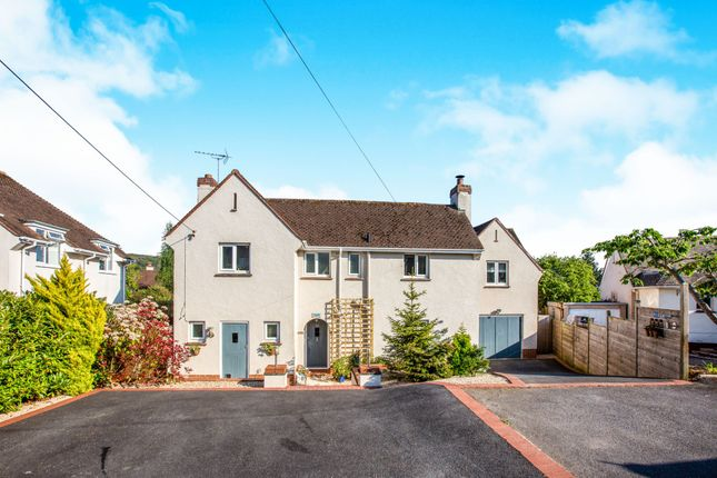 Thumbnail Detached house for sale in Manstone Mead, Sidmouth, Devon, .