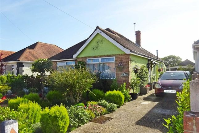 Thumbnail Bungalow for sale in Roundhaye Road, Bournemouth, Dorset