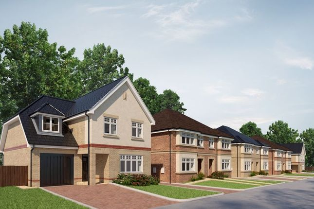 4 bed detached house for sale in Plot 8, Kingfisher Close, Banstead. SM7