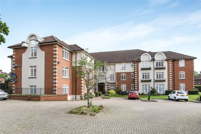 Thumbnail Flat for sale in Everard Court, Crothall Close, Palmers Green, London