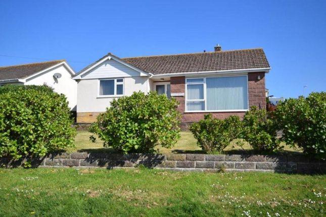 Thumbnail Bungalow to rent in Staddon Road, Appledore, Devon