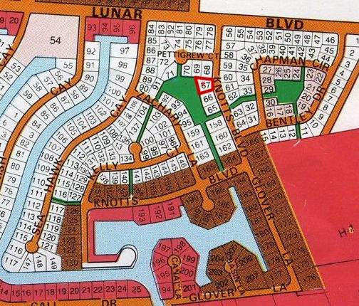 Land for sale in Bahama Terrace Yacht And Country Club, Grand Bahama, The Bahamas