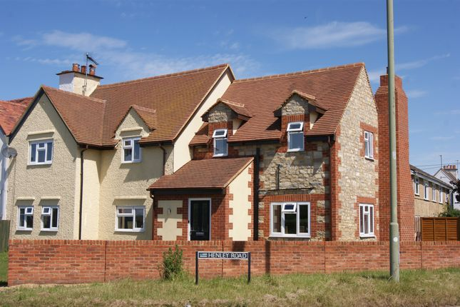 4 bed semi-detached house for sale in Henley Road, Shillingford, Wallingford