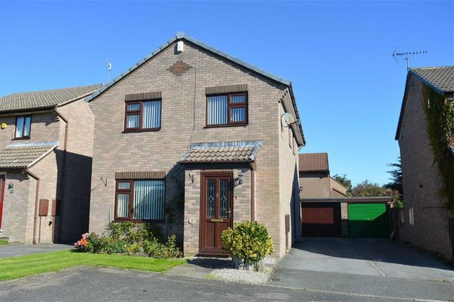 Thumbnail Detached house for sale in 12, Hawleys Close, Matlock, Derbyshire