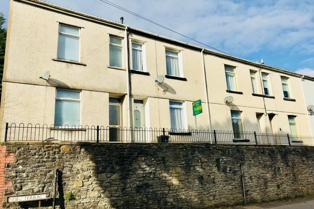 Thumbnail Terraced house to rent in Noel Terrace, Aberfan, Merthyr Tydfil