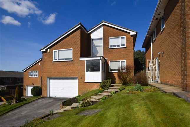 Thumbnail Detached house for sale in Cornfield, Stalybridge