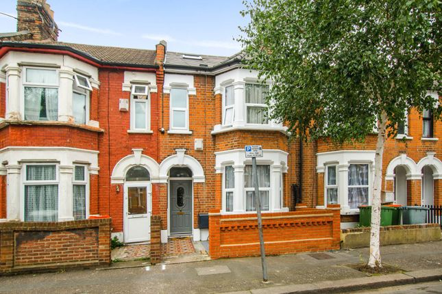 Thumbnail Terraced house for sale in Wortley Road, East Ham