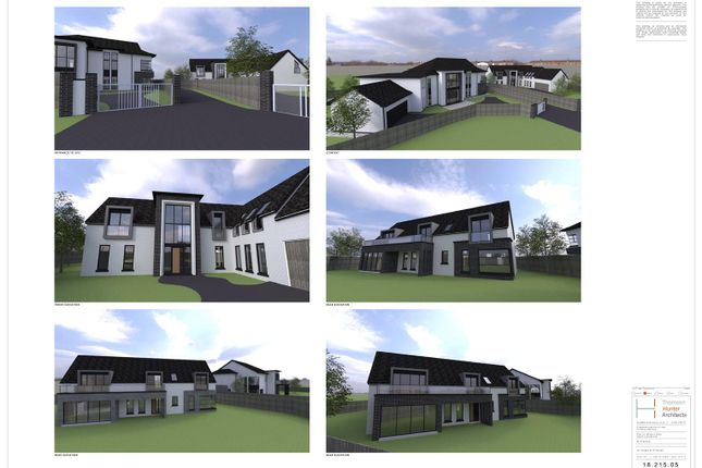 Thumbnail Land for sale in Wishaw