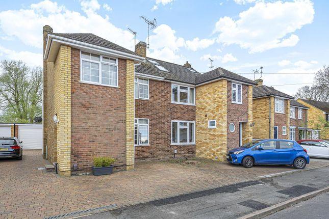 3 bed semi-detached house for sale in Fullerton Road, Byfleet KT14