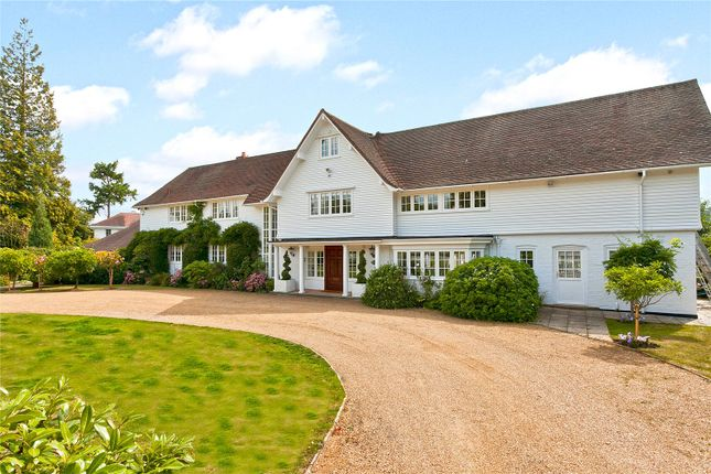 Thumbnail Detached house for sale in Sunningdale, Ascot, Berkshire