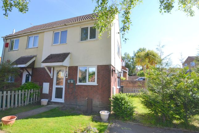 Thumbnail Mews house for sale in Overcombe Close, Canford Heath, Poole