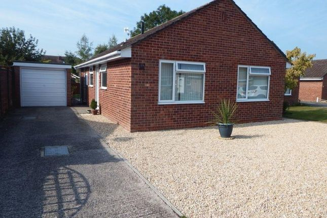 Thumbnail Detached bungalow for sale in Thornbury Road, Westbury