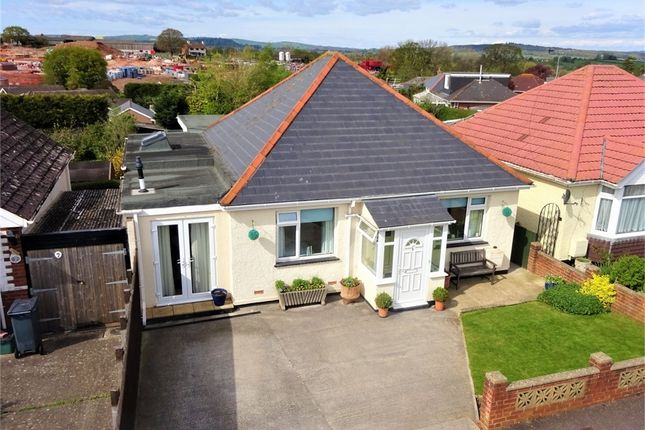 Thumbnail Detached bungalow for sale in Parkside Road, West Clyst, Exeter, Devon