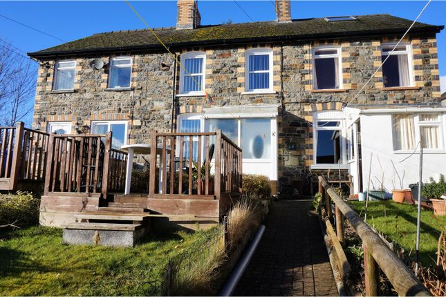 Thumbnail Terraced house for sale in Alma Cottage, Rhayader