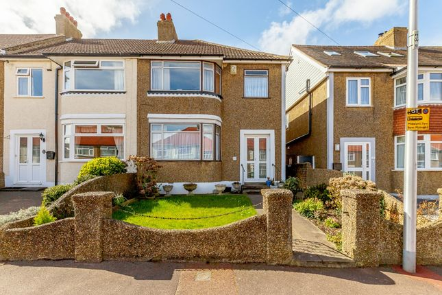 Thumbnail End terrace house for sale in Hunters Way West, Chatham, Medway
