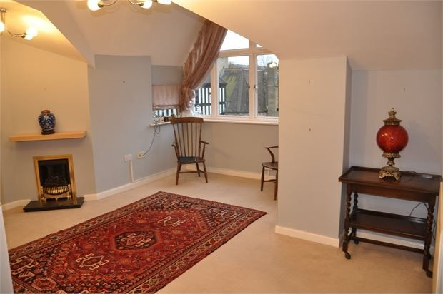 Lounge of Castle Hill House, Wylam, Northumberland. NE41